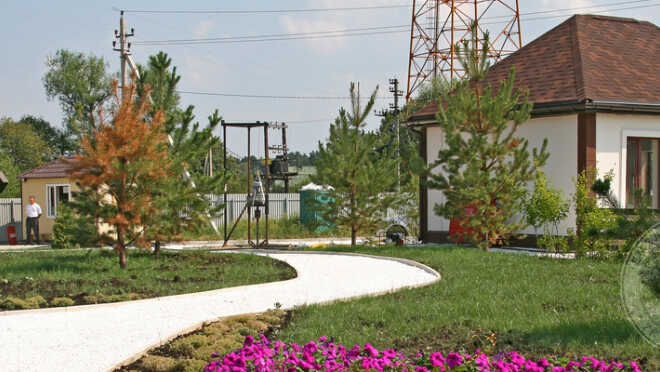 Коттеджный поселок Сосновый берег Кудаево